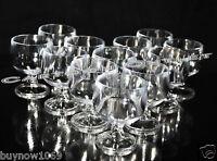 12 Pc Champagne Cups Wedding Brandi Favors Recuerdos Gifts Keepsakes Decoration