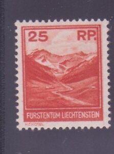 LIECHTENSTEIN-N-111-034-MONT-NAAFKOPF-034-NEUF-xx-TTB