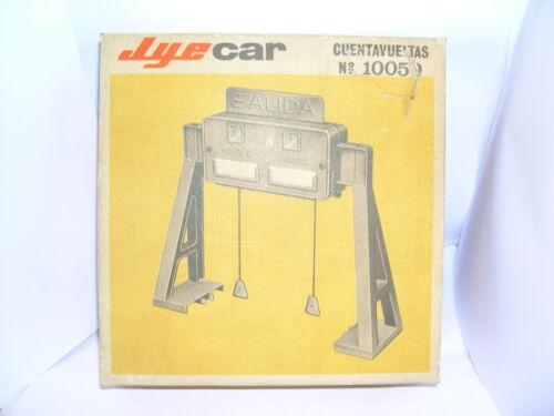 Elektrisches Spielzeug Jyecar 10050 Runde Theke ZÄhler Mb