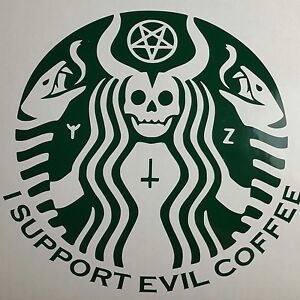 Image result for starbucks evil
