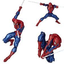 Spider-Man Series No.002 Action Figure 6.5 Inch Revoltech Marvel Amazing