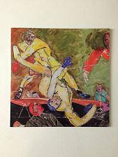 R.B. KITAJ, private view invitation card, 2013