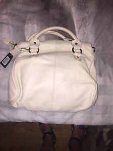 Women's Leather Leather Jones Women's Cream Bag Jones Jones Cream Bag Women's twxSaAqA0