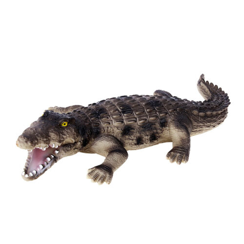 22.9 inch Aggressive Crocodile Model Adult Collectables Tricks Toy Gift