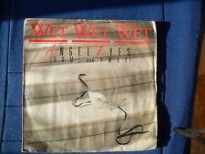 Wet Wet Wet - Angel Eyes / We Can love - Phonogram Jewel 6