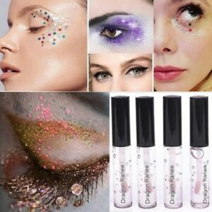 Fix Gel Face Body Primer Glue Fixing Loose Glitter Bling Dust Eyeshadow Glue