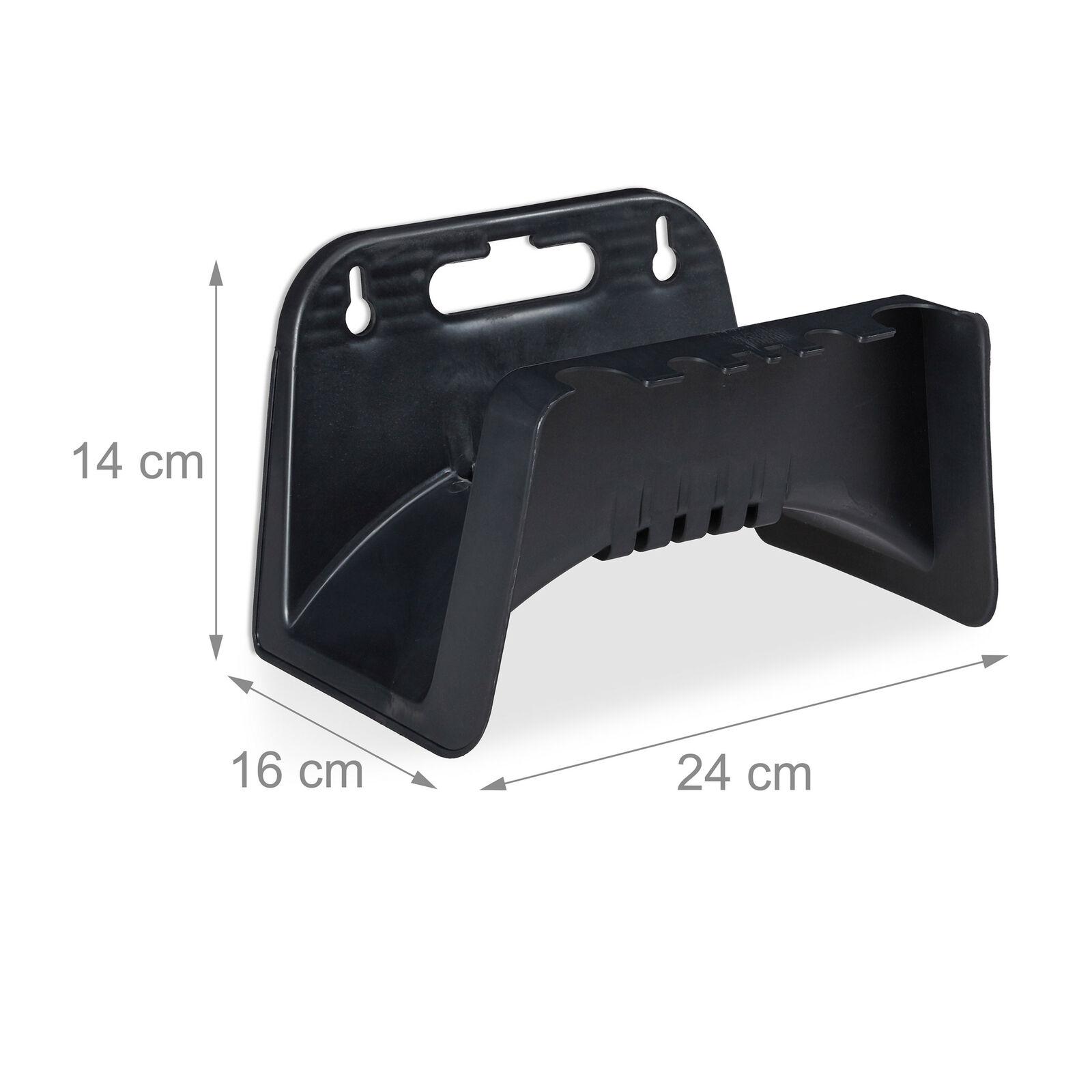 10 x Hose Holder Wall-mounted Hosepipe Holder Garden Hose Holder Plastic Simple