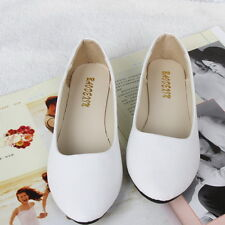 f02d18edf92 item 4 New Womens Ballerina Ballet Dolly Pumps Ladies Flats Loafers Boat  Shoes Size -New Womens Ballerina Ballet Dolly Pumps Ladies Flats Loafers  Boat Shoes ...