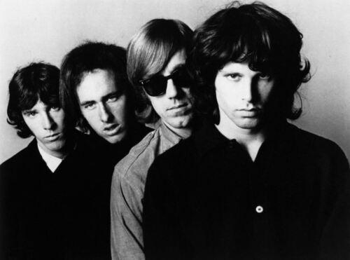 Poster Affiche The Doors Jim Morrison Rock 70/'s Photo Vintage Groupe