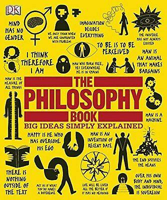 The Philosophy Book (Big Ideas Simply Explained) by Will Buckingham Hardcover