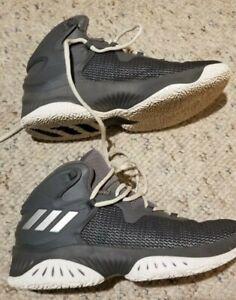 Adidas Mens Explosive Bounce Basketball