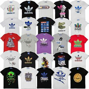 Adidas-Originals-trefoil-the-Homme-Loisirs-80er-t-shirt-special-edition-xs-xxl