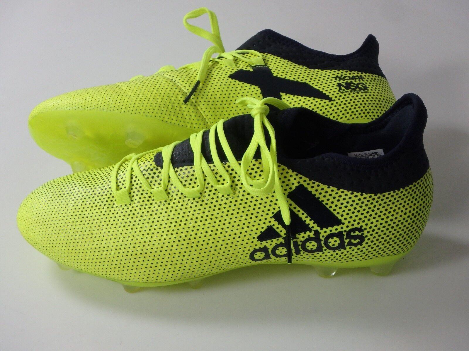 Adidas  27286 X 17.2 17.2 17.2 FG  Fußball Herren Fussballschuhe Gr.43 1 3 5e172f