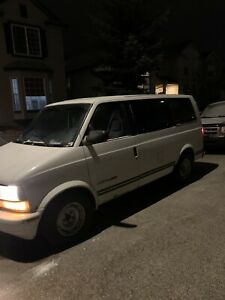 Chevrolet Astro,