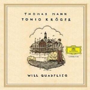 WILL-QUADFLIEG-TONIO-KROGER-2-CD-NEW