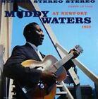 Muddy Waters at Newport 1960 LP Vinyl (us) 33rpm