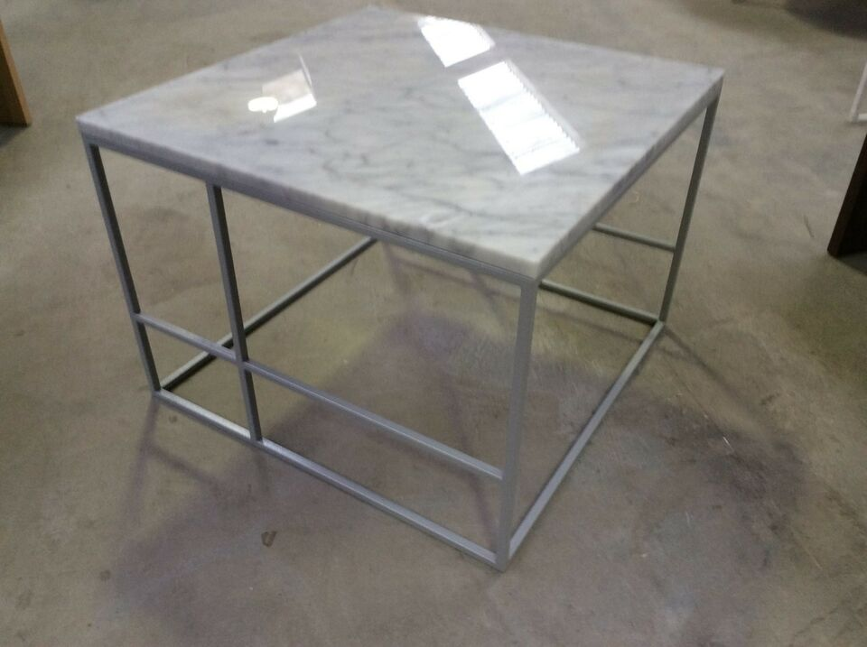 Populära Marmorbord, marmor, b: 60 l: 60 h: 43 – dba.dk – Køb og Salg af BL-67