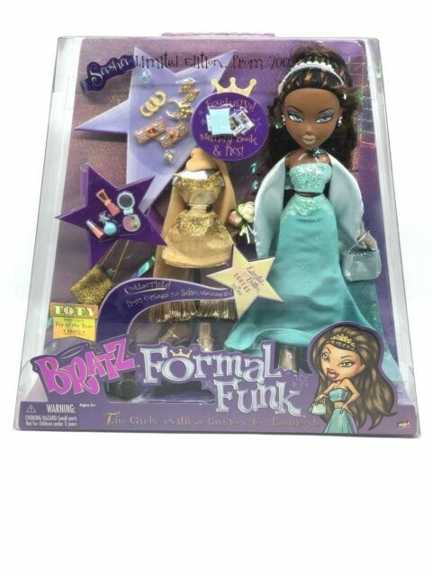 """/""""PHYS Bratz Girlz Girl Doll Fashion Pack ED FUNK/"""" Outfit New"""