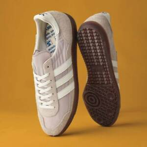 more photos dc20f 69fce Image is loading Adidas-Originals-Spezial-Wensley-Off-White-BA7727-All-