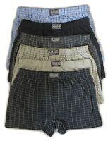 6x Men's Boxer Shorts Big Size Boxers, Cotton Rich Underwear 2XL 3XL 4XL 5XL 6XL