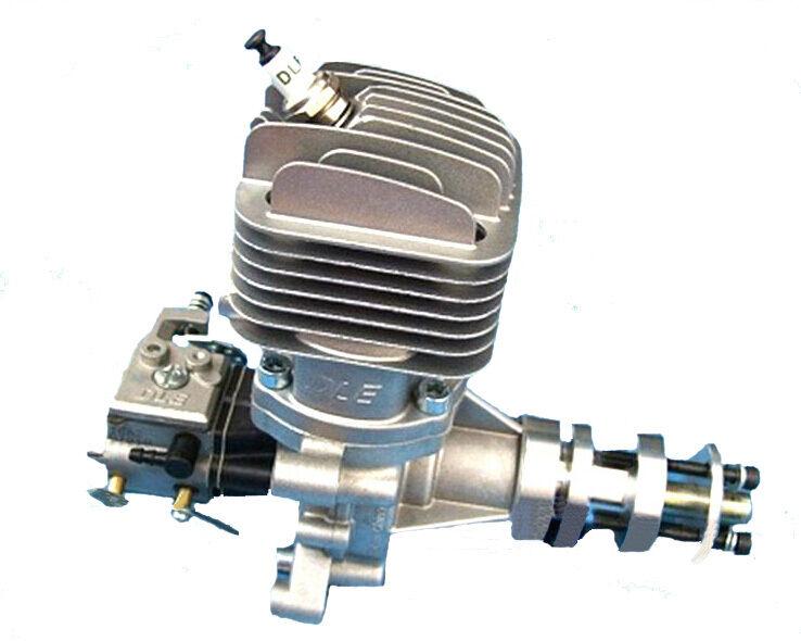 DLE35RA 35CC Rear Exhaust Gasoline Engine Gas Engine NGK CM6