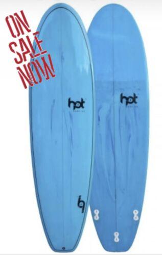 "6/""11 ft Hot Surf 69 Surfboard Epoxy board Mini Mal Package inc FCS //Leash //wax"