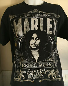 BOB-MARLEY-OFFICIAL-REBEL-MUSIC-LARGE-T-SHIRT-SOUL-REBEL-REGGAE-ZION