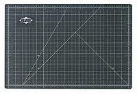 Professional -self Healing Cutting Mat Green/black (12x18) Sewing Craft