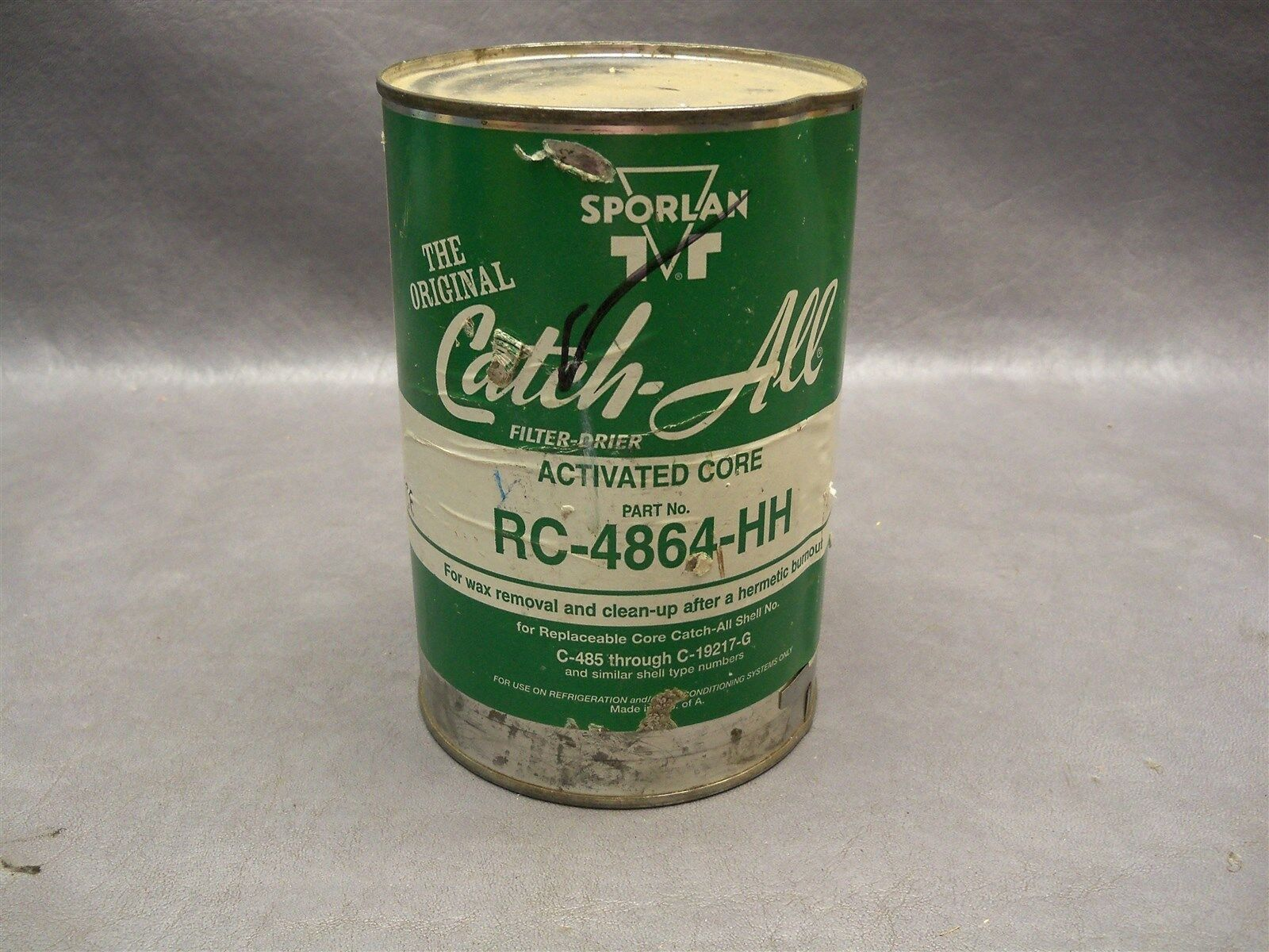 Sporlan Catch-All RC-4864-HH Activated Core Filter-Drier