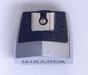MIRANDA-SENSOREX-II-2-Pentaprism-Viewfinder-Vintage-SLR-35mm-Film-Camera-Parts