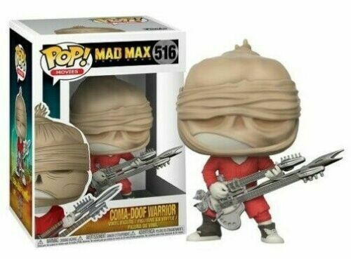 COMA-DOOF MAD MAX FURY ROAD Funko Pop Vinyl Figure #516