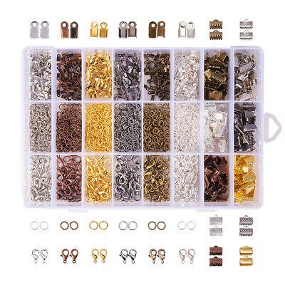 Spaltringe Biegeringe gold bronze Binderinge Doppel Ringe 4//5//6//8//10//12//14mm