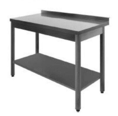 Find Rustfrit Stålbord på DBA - køb og salg af nyt og brugt