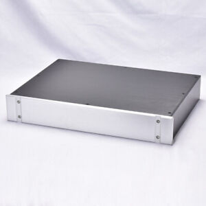4307-full-Aluminum-amplifier-chassis-preamp-case-DAC-cabinet-Power-supply-box
