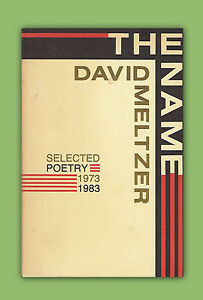 2-Signed-by-David-Meltzer-The-Name-Black-Sparrow-Press-Poetry-Book-Promo-Card
