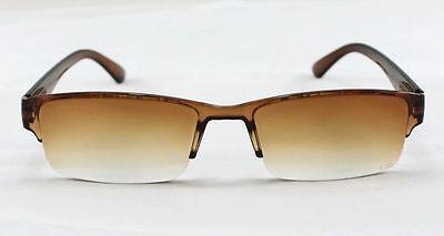 New Fashion Spring Hinge Temple Reading Glasses Eyewear Shades Reader +1.00~4.00