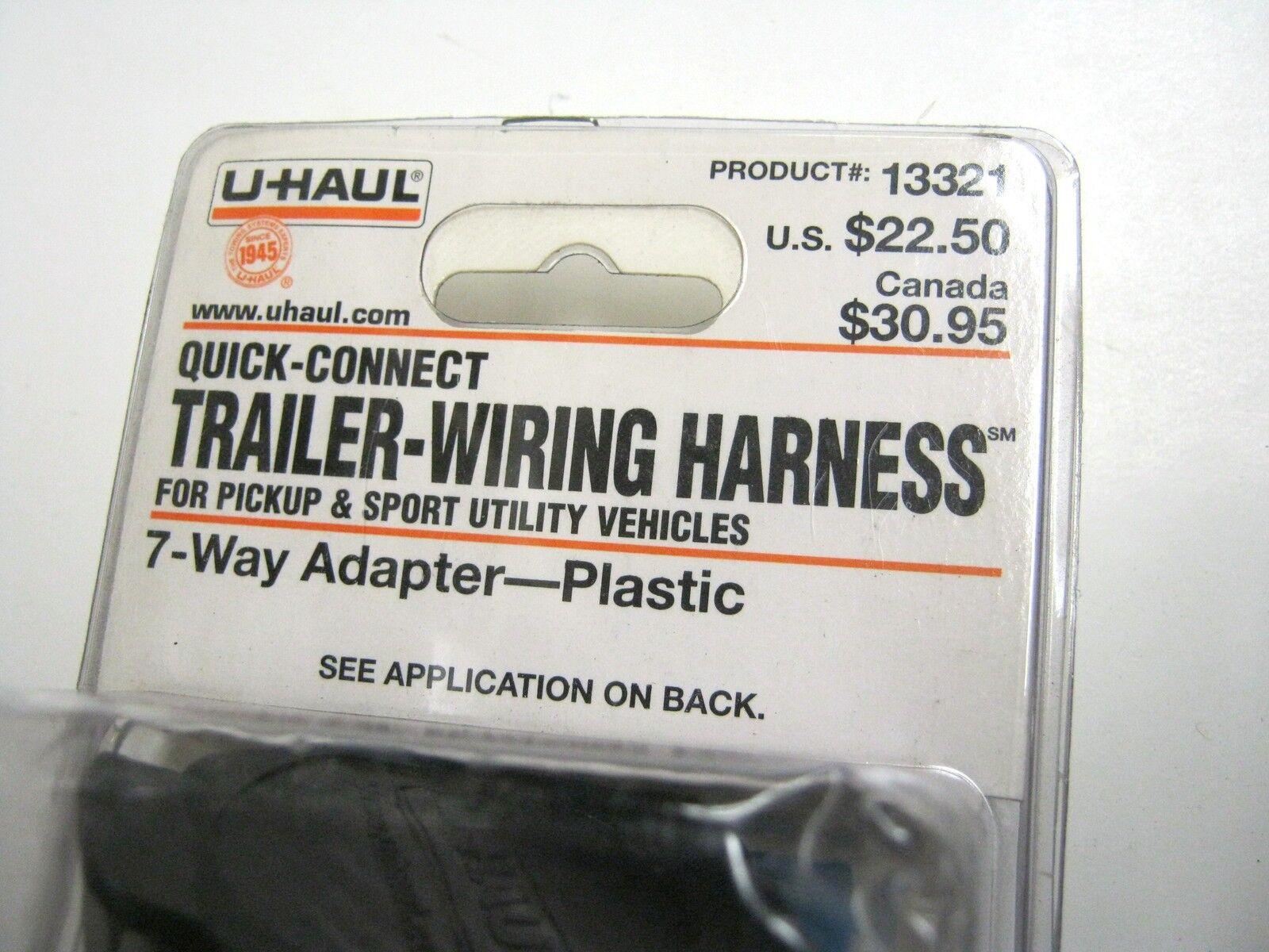 U Haul 13321 Ebay Uhaul Trailer Wiring Norton Secured Powered By Verisign