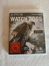 WATCH DOGS - Hacking is our weapon - PS3 Spiel
