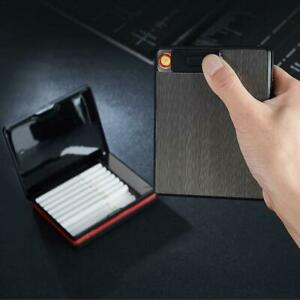 Portable-Aluminum-Cigarette-Storage-Case-with-USB-Charging-Windproof-Lighter