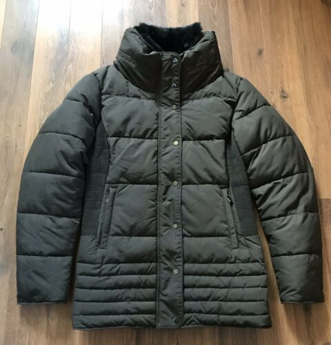 Puffa 18 chaqueta Hobbs Trim de tamao Leonie Fur wqqXPy8a