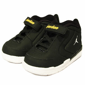 best service a2266 56900 Details about Nike Air Jordan Big Fund TD Black White Gold Boys Toddler  Shoes CD9650-007