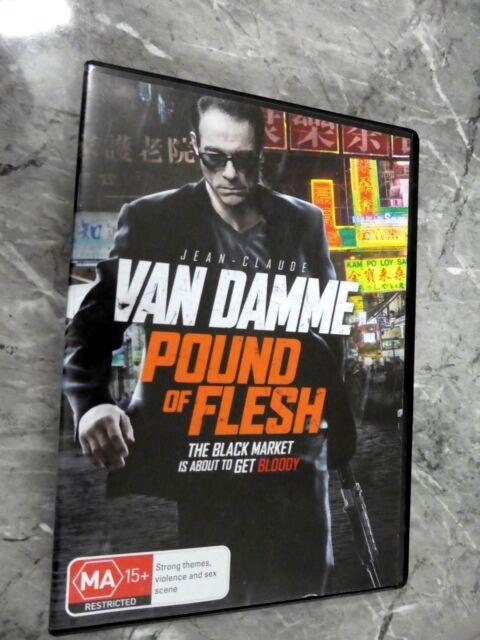 Pound Of Flesh (DVD, Region 4) GBL2