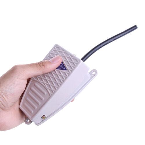 Aluminiumgehäuse Kupfer Fußschalter EKW-5A-B Schalter für Punktschweißgerätha