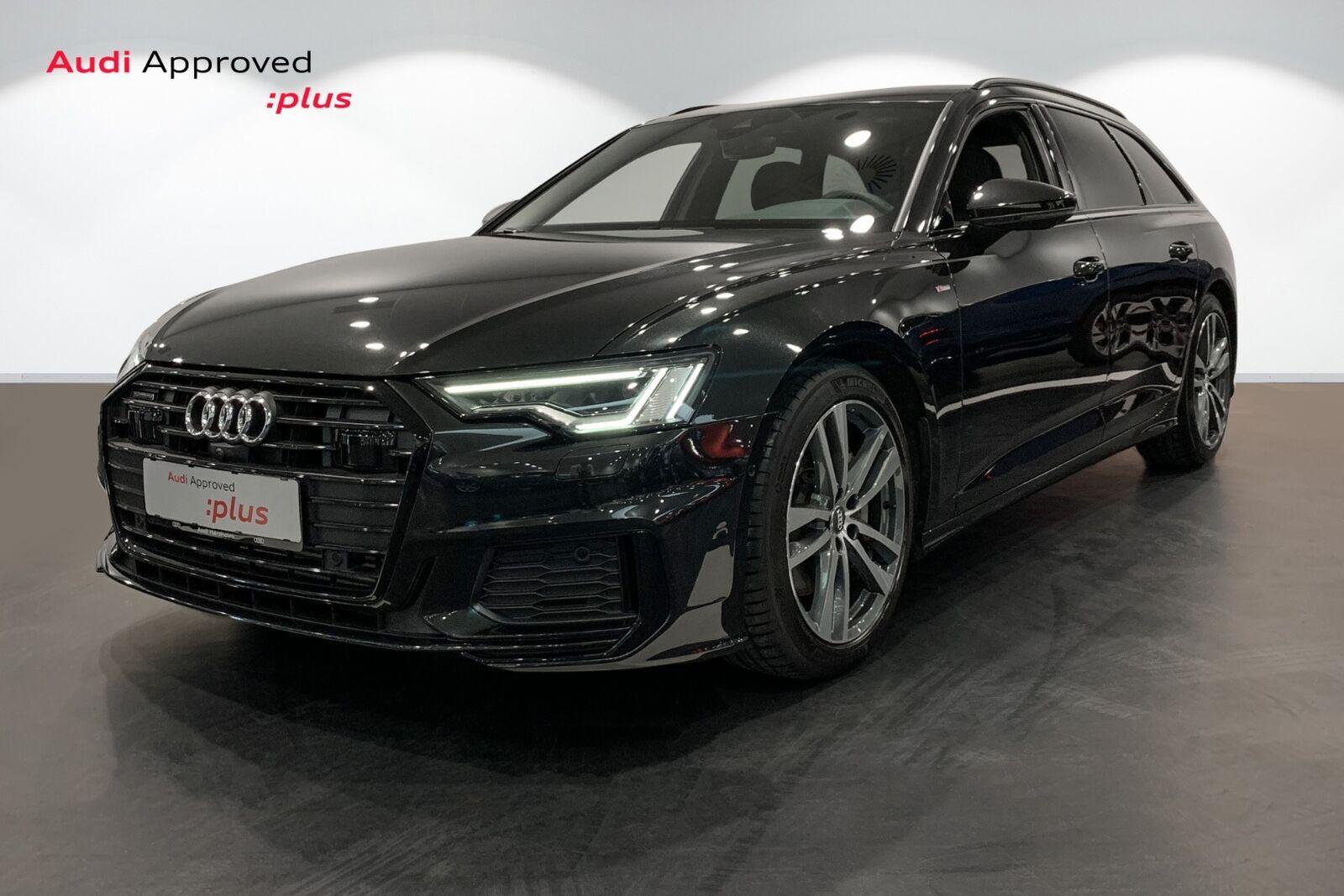 Audi A6 50 TDi Sport Avant quattro Tiptr. 5d - 799.900 kr.