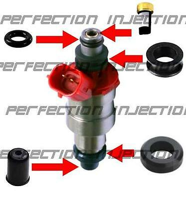 Fuel Injector Service Kit suit Ford Courier PC PD PE G6 2.6L 4 Cyl