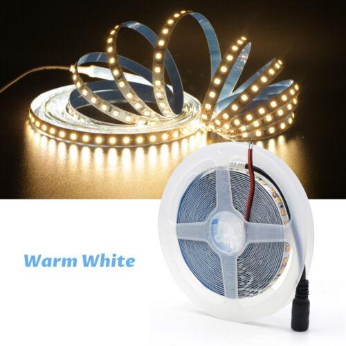 12V LED Streifen Stripe SMD 2835 Warmweiss Kaltweiss Leiste Band 600leds dimmbar