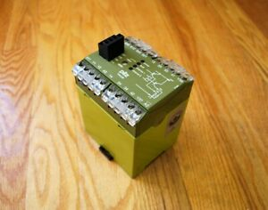 PILZ 24 VDC SAFETY RELAY PNOZ8