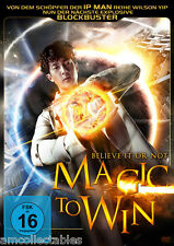 DVD - MAGIC TO WIN - NEU/OVP