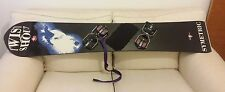 ROSSIGNOL TWIST SHOUT VINTAGE SNOWBOARD 153CM -  OFFERS ARE WELCOME !