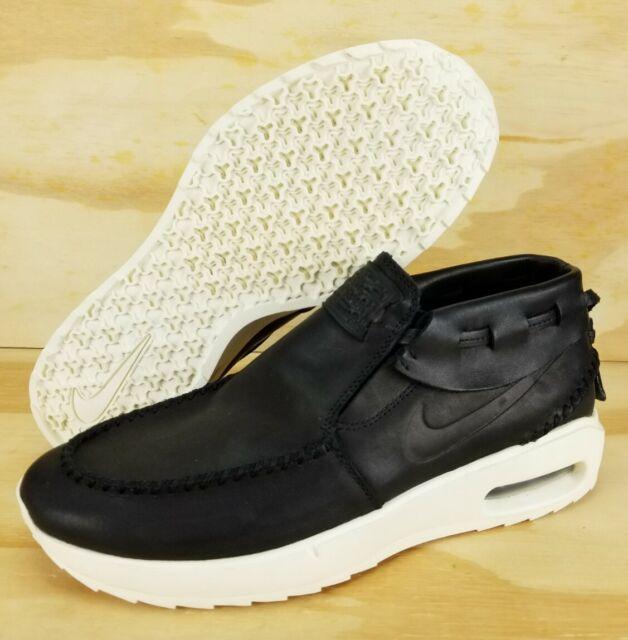 Size 8 - Nike SB Air Max Stefan Janoski 2 MOC Black for sale ...